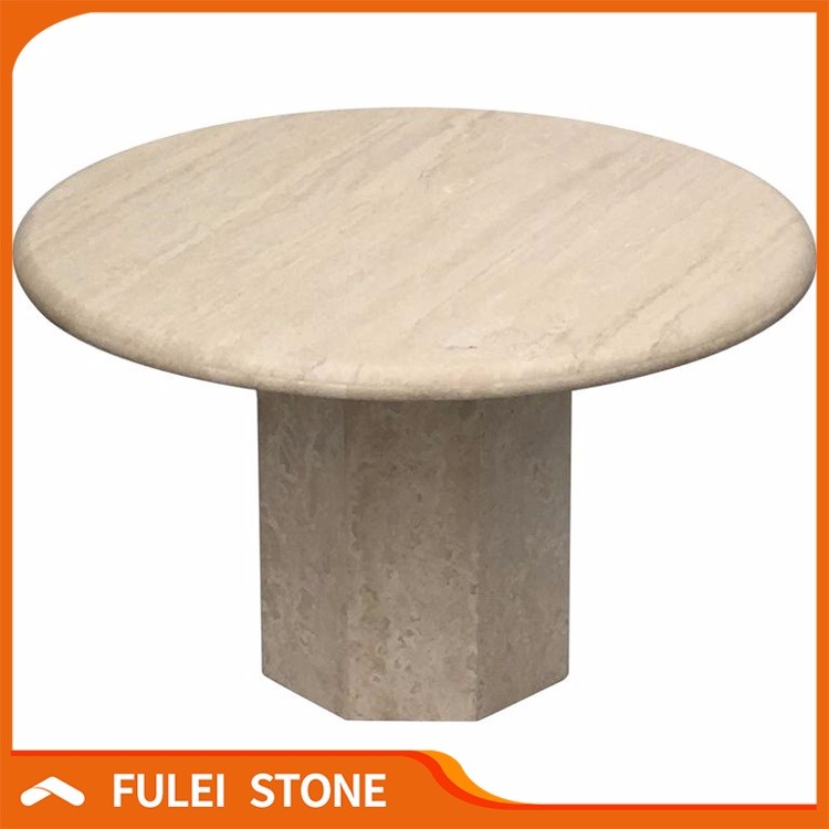 Round Travertine Stone Table Top, Round Travertine Stone Table Top  Suppliers And Manufacturers At Alibaba.com