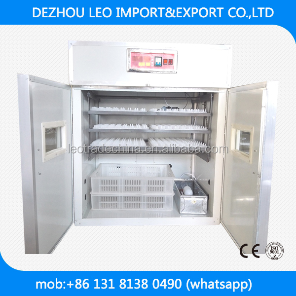500 chicken eggs automatic egg incubator quality assured ce approved