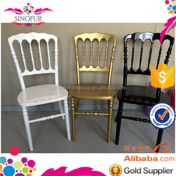 Sinofur Wedding Party Event Chaise Napoleon Chair