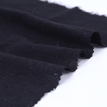 Factory price cheap 100% organic cotton fabric tricot fabric for Workwear