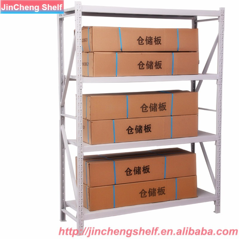 New product warehouse storage longspan shelving and rack