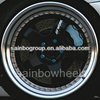 Matt Black 18x8/9 Work Replica Aluminum Wheel Rim With Deep Lip