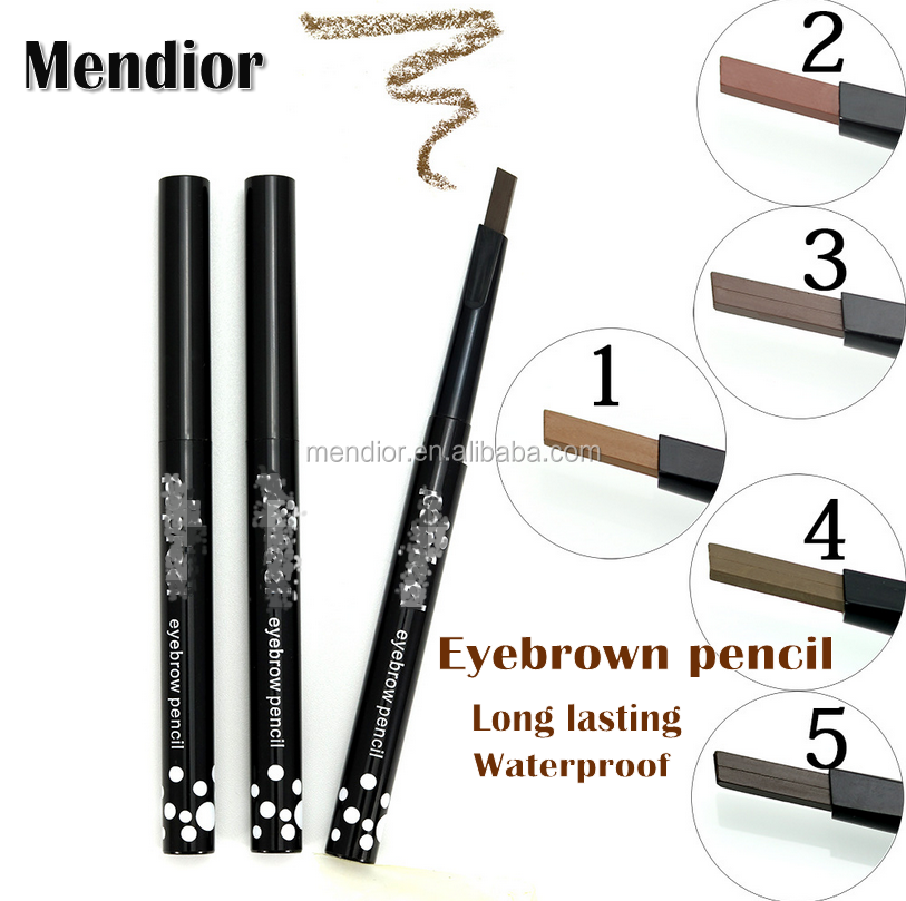 Mendior best eyebrow pencil brand automatic waterproof eyebrow pencil on sale
