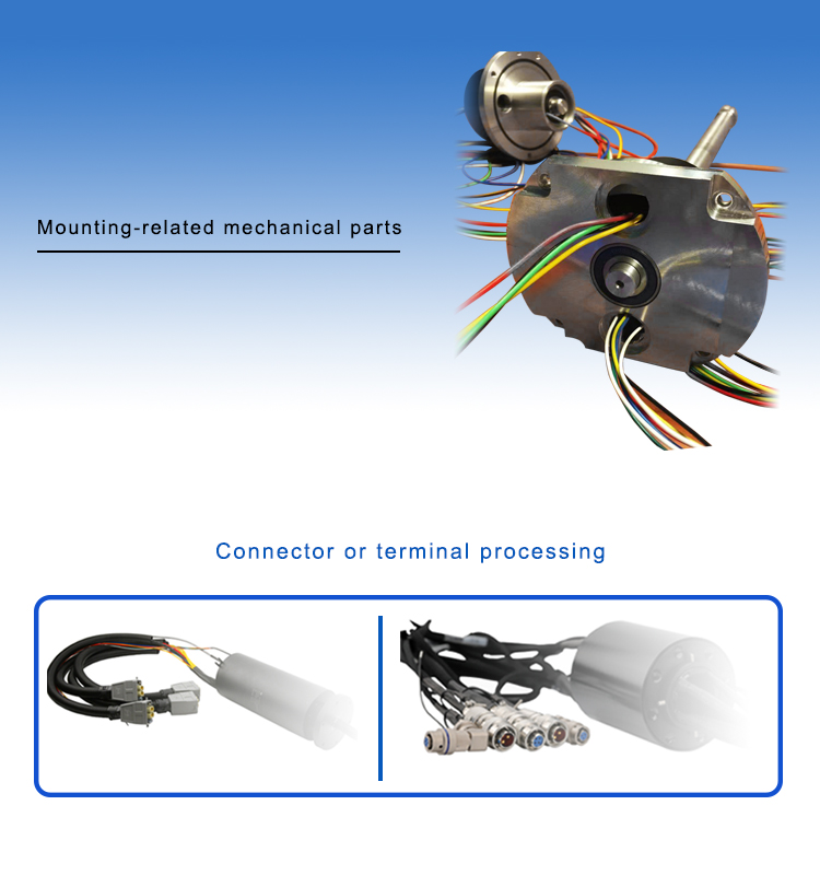 60 mmthrough bore slip ring