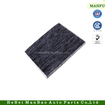 Customize Cabin Filter /activated Carbon Filter Oe Number (97133 ...