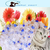 Offer OEM,best price silicone cat litter