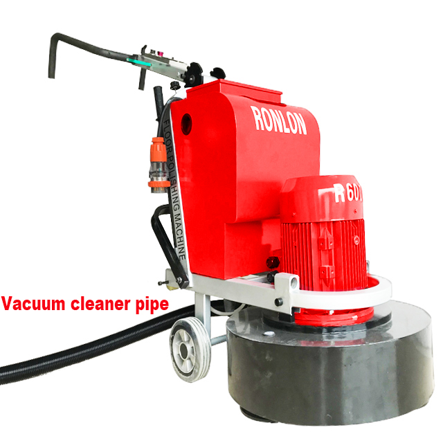 Ronlon Shipment from us warehouse High Speed Terrazzo Floor Buffing Machine Cement Polisher