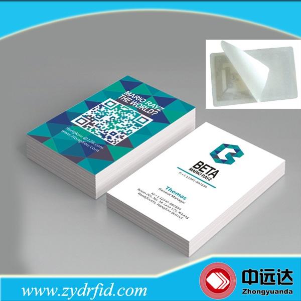 Nfc business card paper nfc business card paper suppliers and nfc business card paper nfc business card paper suppliers and manufacturers at alibaba reheart Choice Image