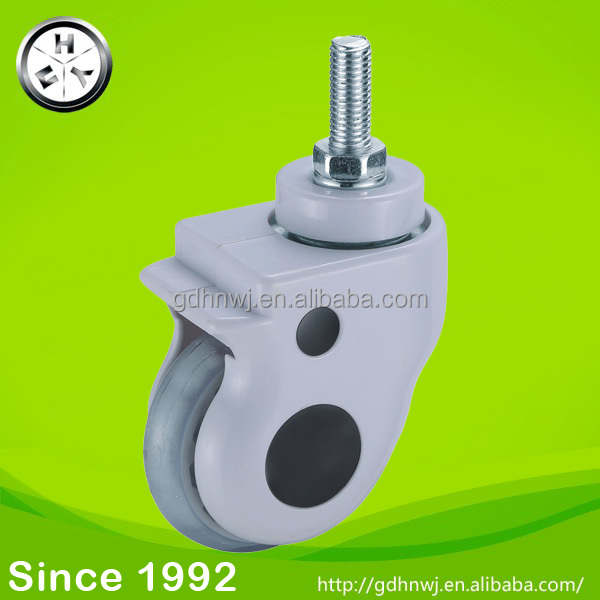 Medical appliance caster, Hospital bed caster, medical wheel