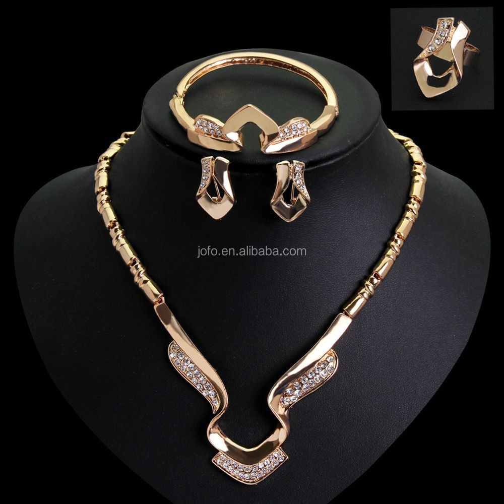 Wholesale Costume Jewelry China Good Alibaba Manufacturers Dubai Gold Jewelry Set Wedding Jewellery Designs View Dubai Gold Jewelry Set Wedding Jewellery Designs Jofo Product Details From Yiwu Zhuofang Jewelry Co