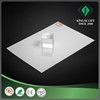 100% new lucite natural style rigid pvc sheet for drum wrap use