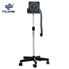 Stand Type Aneroid Blood Pressure Monitor With Square Gauge