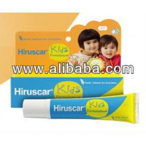 Hiruscar Kids Scar Removal For Kids Inflammation Protect Allergy Protect Buy Scar Removal Cream Product On Alibaba Com