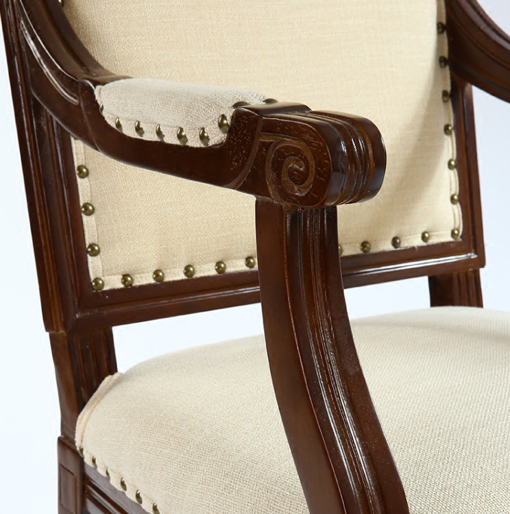 Hot selling french louis chairs silla luis xvi antique - Sillas luis xvi ...