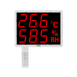 Digital thermometer gauge price temperature humidity meter display