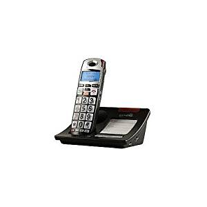 Serene Innovations DECT 6.0 Expandable Amplified Phone with Talking Caller ID