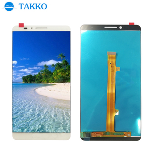 Shenzhen TAKKO Mobile phone lcd screen with touch for Huawei mate7 good quality original mobile LCD screen display