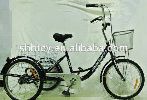 SH-T002 High Quality Adult Tricycle