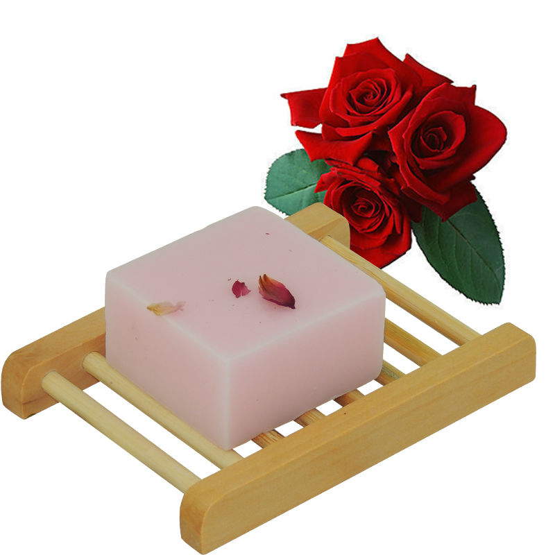OEM rose handmade สบู่ลัตเวียทำ, whitening, Anti - wrinkle body bar - 281029