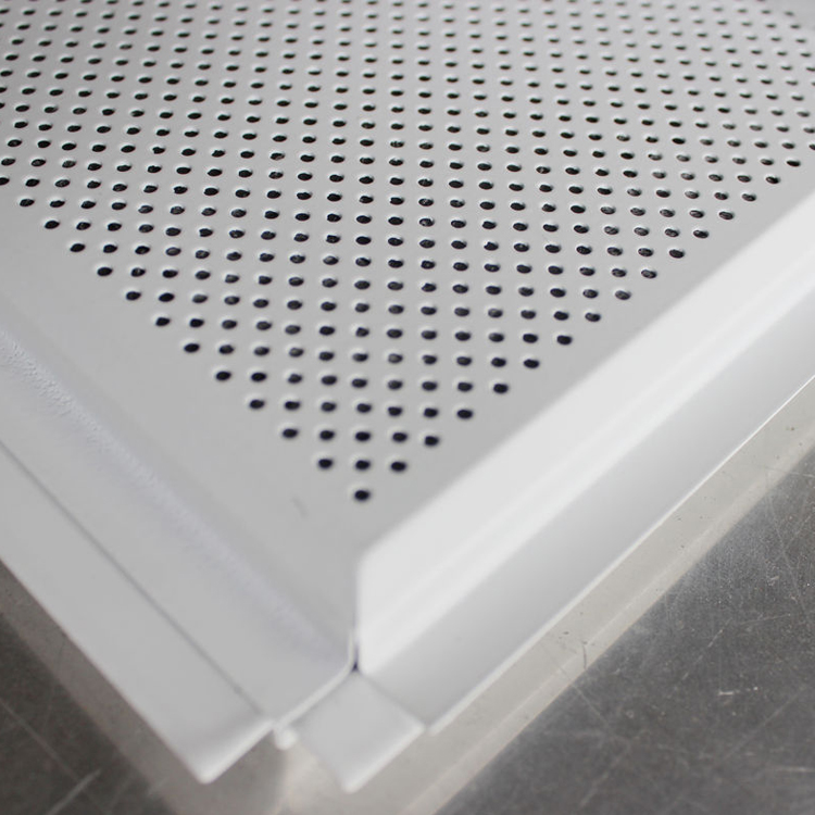 outdoor decorative aluminum perforated metal mesh