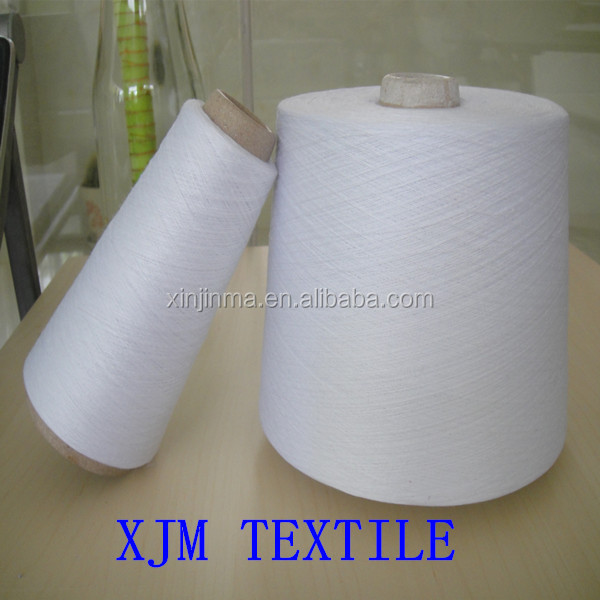 60S 100 PCT POLYESTER SPUN YARN CLOSE VIRGIN YARN FOR PP BAG OR CARTON