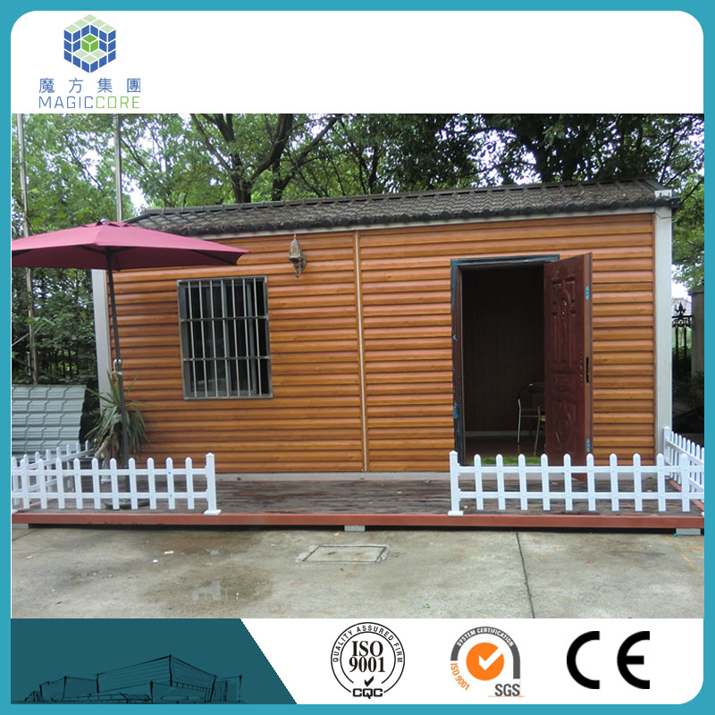 Safe and durable container office Fast assemble container house with easy transportation