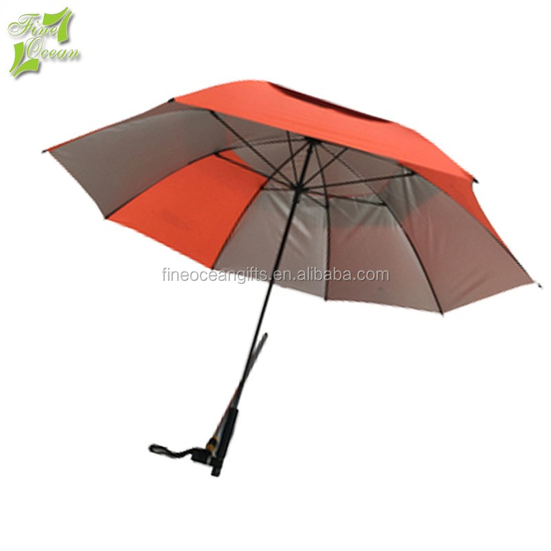 Hot Sale Sun Umbrellas Fishing Hiking Beach Camping Outdoor Sport Umbrella with detachable pole