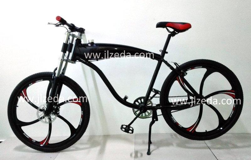 Motorized Bicycle Frame/gas Tank Bike Frame/motor Engine Bicycle .