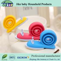 Creative Household Sundries Snail EVA Door Stopper For Baby