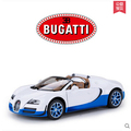 Bugatti Veyron 1 18 rastar Original simulation alloy car model Supercar Furious 7 Toys for boys