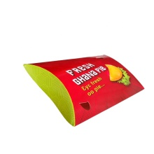 Pie box papier food box kleine apple pie verpackung box