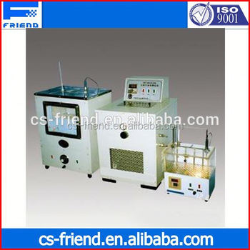 Petroleum wax oil content analyzer thermogravimetric analyzer