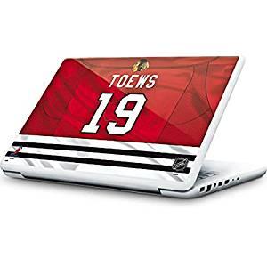 NHL Chicago Blackhawks MacBook 13-inch Skin - Chicago Blackhawks #19 Jonathan Toews Vinyl Decal Skin For Your MacBook 13-inch