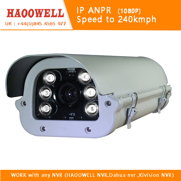 UK trusted manufacturer 1080p anpr <strong>camera</strong> for car number plate