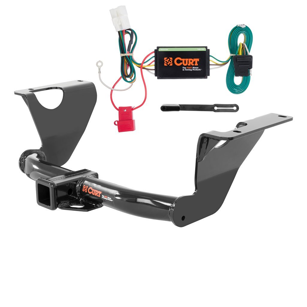 Get Quotations · CURT Class 3 Trailer Hitch Bundle with Wiring for  2014-2016 Subaru Outback - 13206