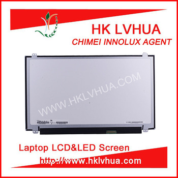 Original and new 15 6 slim 1366 768 lvds 40pin notebook for Ecran dalle ips