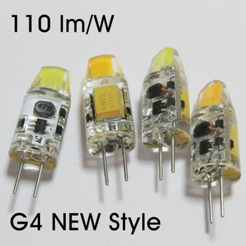Silicon Cover 0705 Cob 2w 220lm Led G4 Bulb,12v G4 Led