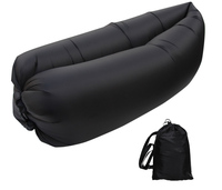 2017 Camping Sleep Inflatable Air Bed For Outdoor Lazy Bag 230*70CM/245*70cm