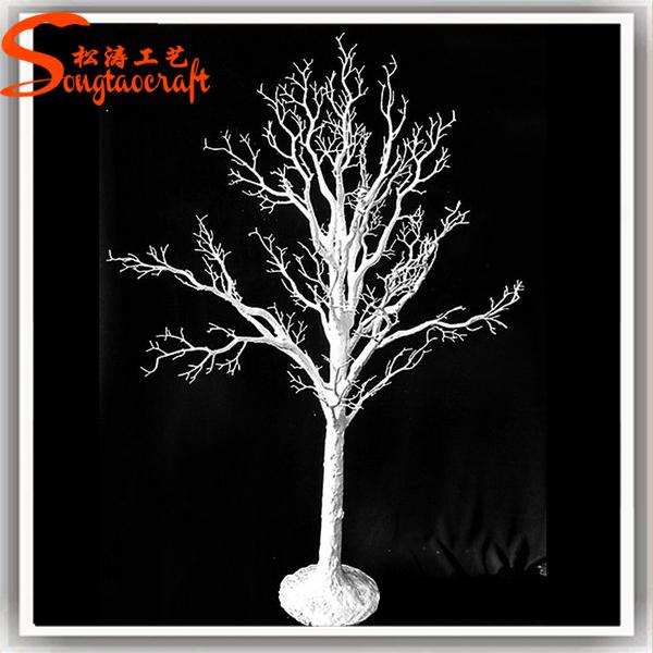 chine usine gros artificielle faux arbre sec blanc d coratif branches d 39 arbres pour la maison. Black Bedroom Furniture Sets. Home Design Ideas