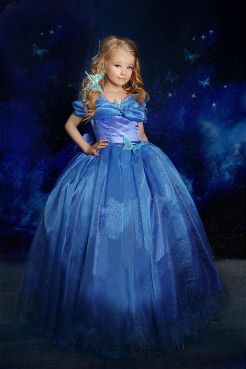 Princess Cinderella Dress Promotion-Online Shopping for Promotional Princess ...
