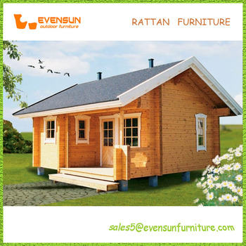 Attractive Easy Assembled Wooden House Price