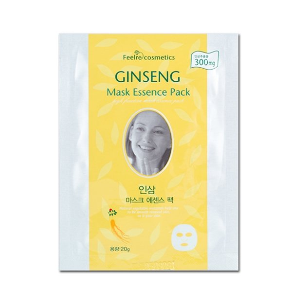 Feelre Mask Essence Pack - Ginseng