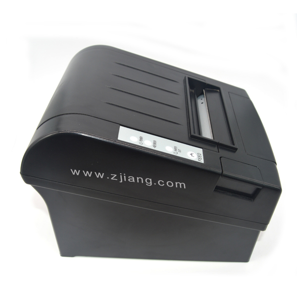 USB Port 80mm 3 inch Kiosk Thermal Ticket Printer With Auto Cutter For Pos System