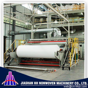 The most professional manufacturer PP spunbond nonwoven machine , non woven fabric making machine