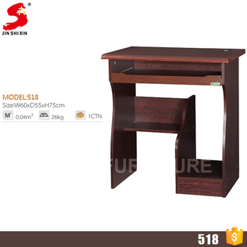 Wholesale Low Price Pvc Wooden Small Size Computer Desk For Kids