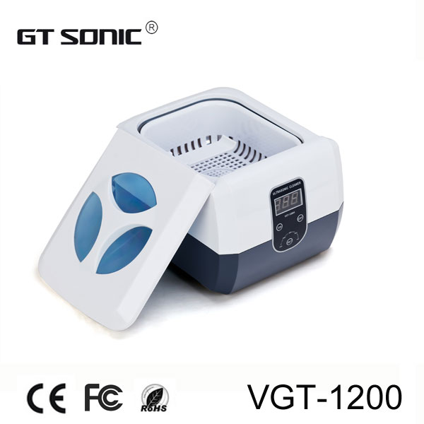 GT SONIC Tooth brushes VGT-1200 Ultrasonic toothbrush cleaner