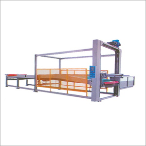 Corrugated carton box Fully-auto Hanging-basket Stacking Machine
