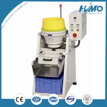 amber stone polishing bel air gold silver jewelry wet and dry centrifugal tumbler disc gyrate gem polishing machine
