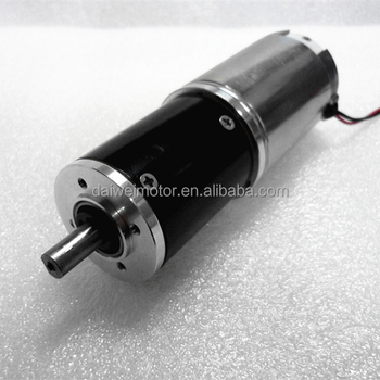 Factory Supply 12V, 24V BLDC Planetary Gear Motor 40XXJSX-4468
