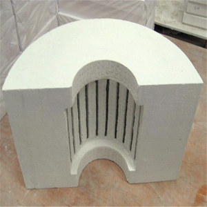 low thermal excellent insulation ceramic fibre heating for industrial